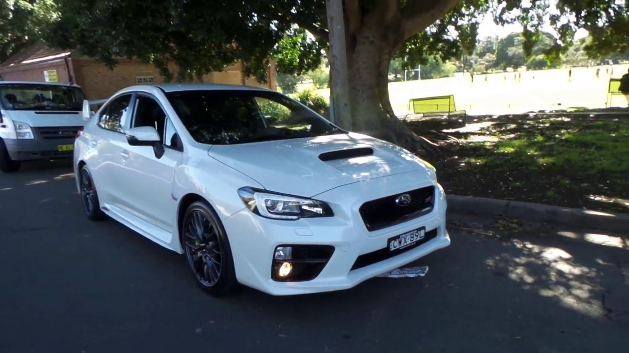2015 Sti For Sale >> 2015 Subaru Wrx Sti For Sale Www Sunrisecars Com Au