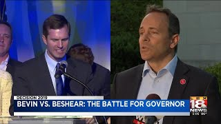 Bevin Vs. Beshear: The Battle For Governor