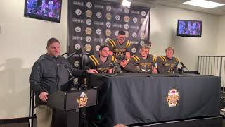 Thomas Jefferson HC Bill Cherpak and Players Talk 9th WPIAL Title