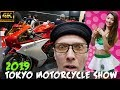 2019 TOKYO MOTORCYCLE SHOW | The FULL SHOW!