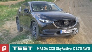 MAZDA CX-5 - SkyActive D175 AWD - SUV - TEST - GARAZ.TV