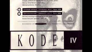 KODE IV - SCRATCH ATTACK (MADNESS MIX) [1991]