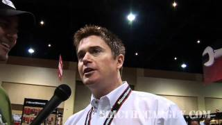 Timothy Peters Interview Tool Dealer Expo 2011 - Ericthecarguy