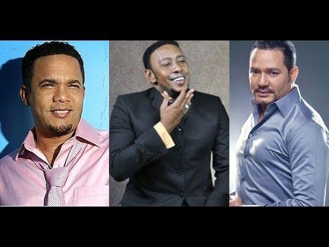 Hector Acosta El Torito, Anthony Santos Y Frank Reyes BACHATAS MIX