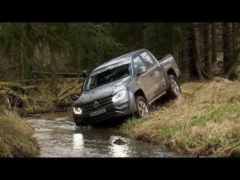 2017 Volkswagen Amarok 3 0 TDI V6 Off-Road - YouTube