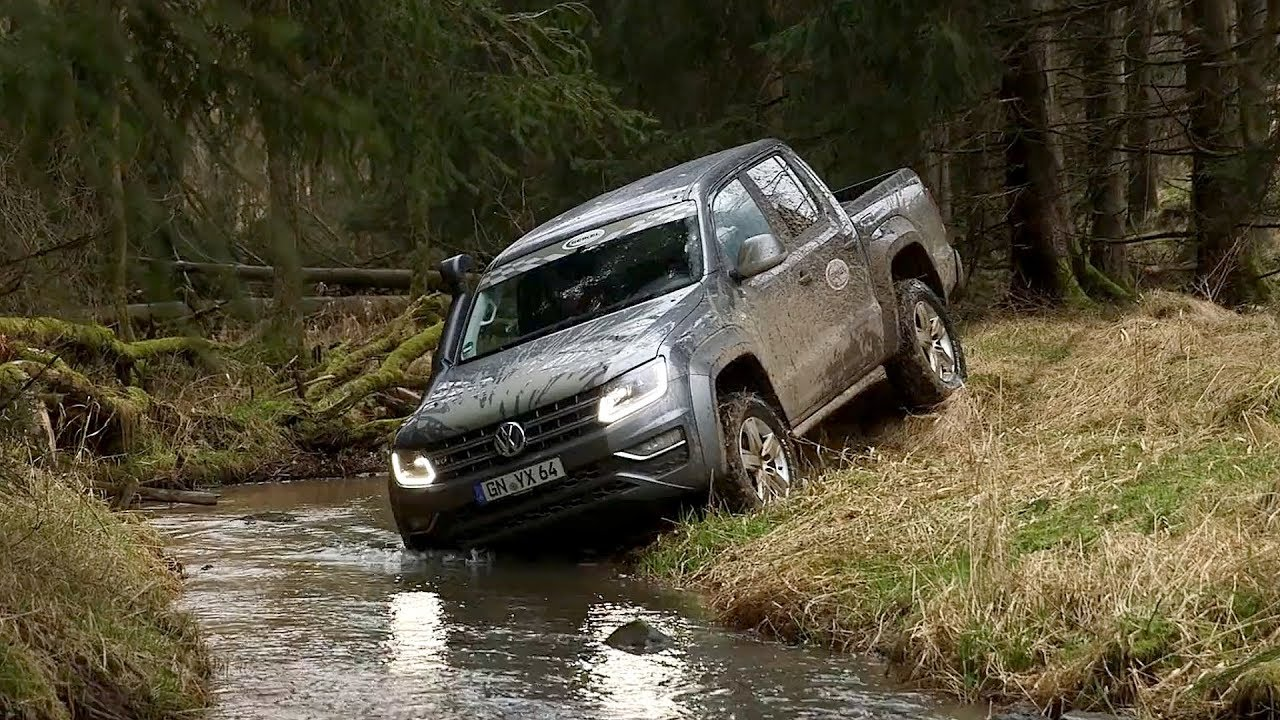 2017 volkswagen amarok 3 0 tdi v6 off road youtube