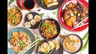 Влог Опять обьелись Китайский ресторан