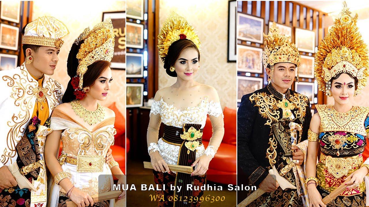 Jasa MUA Wedding Adat Bali & Rias Pengantin Bali Modern Terlengkap