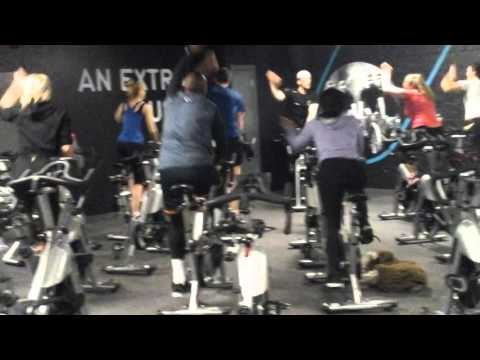 Private Special Spin class designed to develop core...