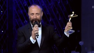 Halit Ergenç - International Icon of the Year (Lux Style Awards 2017 in Pakistan)