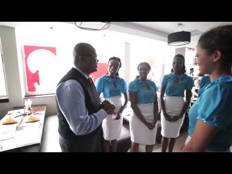 Barclays Bank Salutes Mr. Alex Nyaga, Parapet Cleaning Services