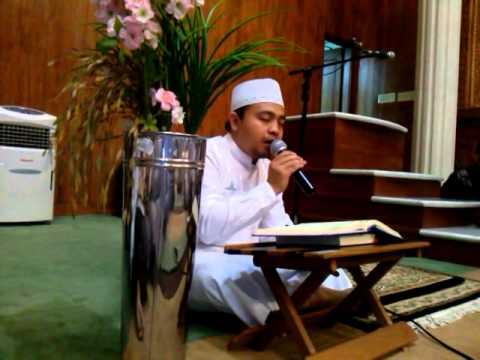 Qori Pernikahan Oleh Ust. Zainil Haqqi imam dan muadzin MASJID AZ-ZIKRA SENTUL Bogor
