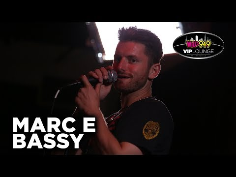 Marc E Bassy Performs His Newest Single 'Plot Twist'