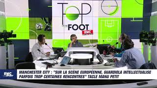 Manchester City : Petit explique les échecs de Guardiola en Ligue des champions depuis 10 ans
