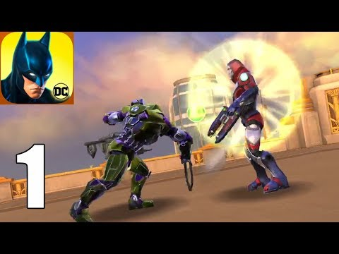 DC Legneds : Battle for Justce ( IOS / Androi ) Gameplay #1 - Trailer