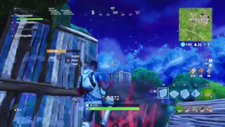 {V-Bucks GIVEAWAYS}*New Blue Striker| Fortnite-Battle Royale Season 4 Part B[6/14/2018]