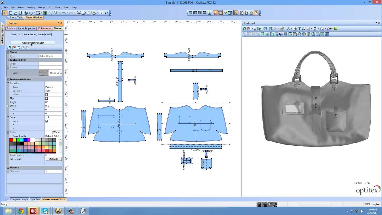 Cad Pattern Design Software
