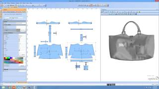 Optitex Virtual Bag Software