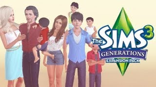 Let's Play the Sims 3 Generations! Part 20: Twins