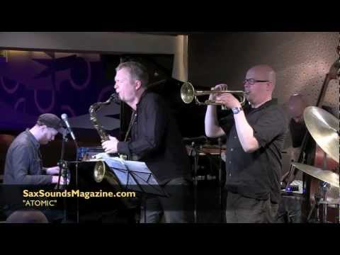 ATOMIC Jazz Band | SaxSoundsMagazine.com