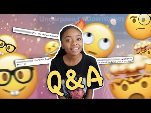 All Your Questions Answered | Skai Jackson