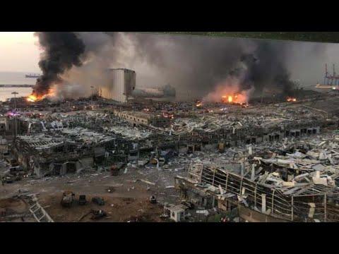 Бейрут объявлен зоной бедствия. Более 4 тыс. пострадавших. Данные на утро 5 августа