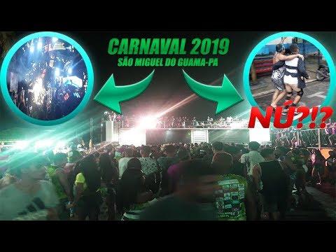 CARNAVAL 2019 - SÃO MIGUEL DO GUAMÁ-PA #arthurzinho