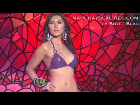 MISS AMAZING PHILIPPINES BEAUTY 2010 - TOP 15 (Swimsuit Competition)