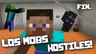 Los mobs hostiles | HolaSoySteve