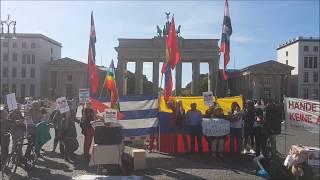 #HaendewegvonVenezuela Berlin verliest die letzte Rede von Salvador Allende