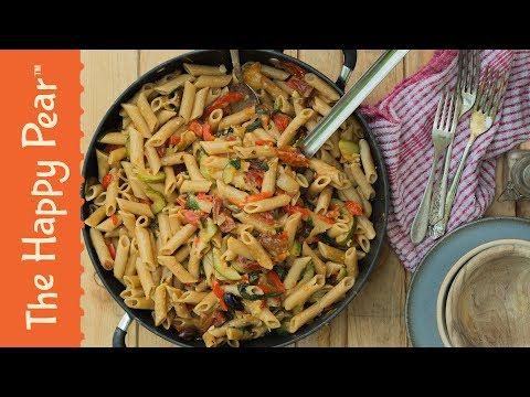 Easy Vegan Pasta | Easy Student Recipe
