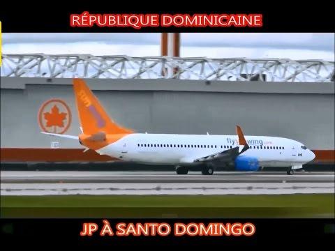 JP À SANTO DOMINGO
