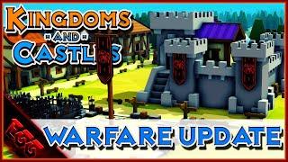 Download lagu KingdomsCastles Warfare Update MP3