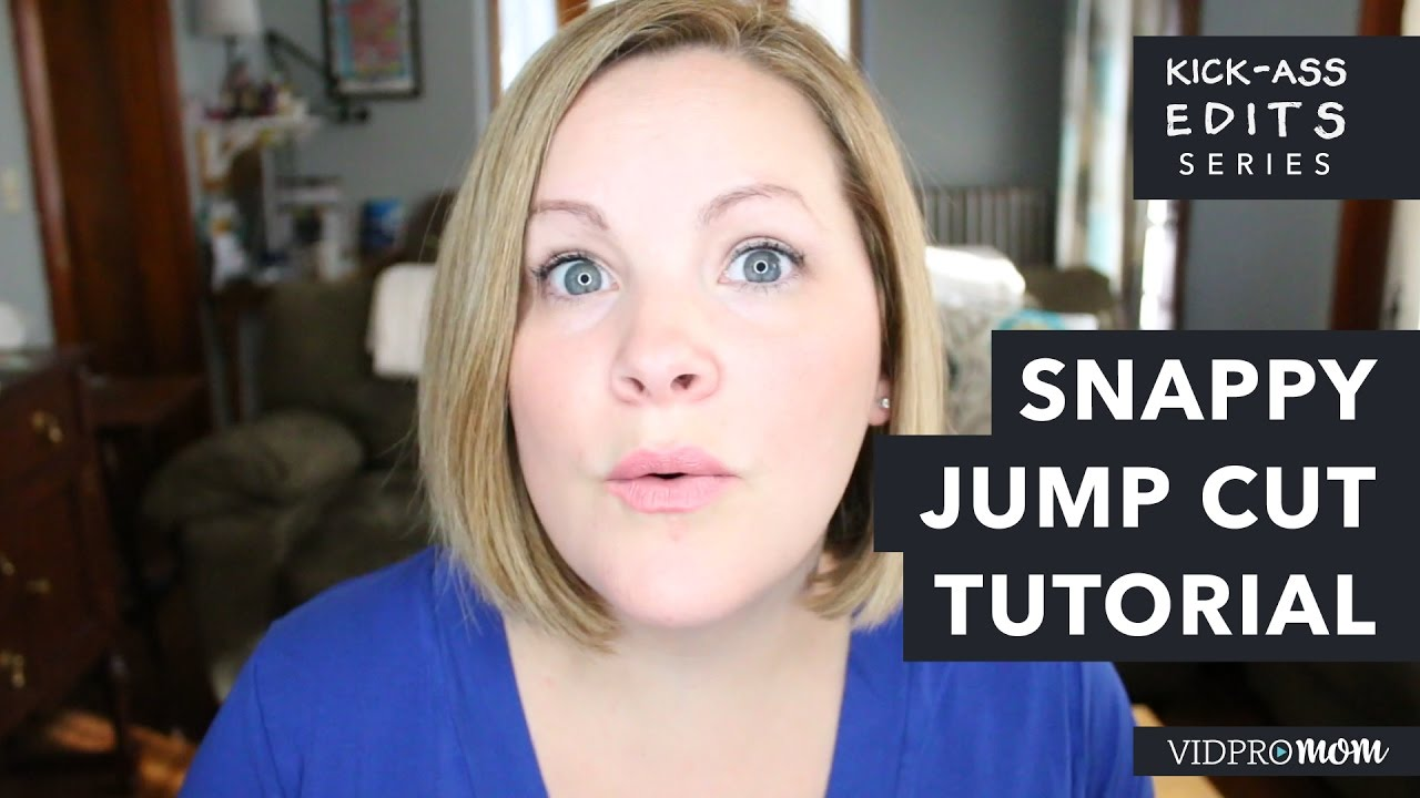 how to make jump cut videos