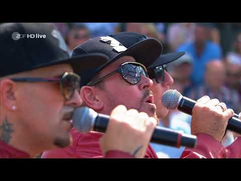 East 17 - Stay Another Day - ZDF Fernsehgarten 12.08.2018