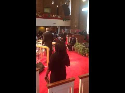 Pastor Linton (Tomorrow)