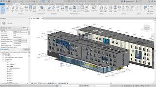 Revit 2022: Grids in 3D Views