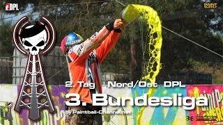 Paintball Highlight Compilation: 3.Bundesliga DPL Nord/Ost 2015