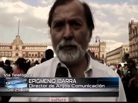 #PorLaMañana Entrevista a Epigmenio Ibarra, director de Argos Comunicación.