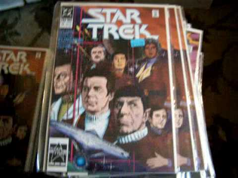 star trek comics graphic-illusion