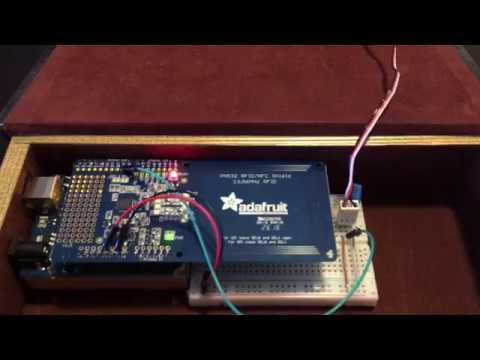 RFID Lock Box