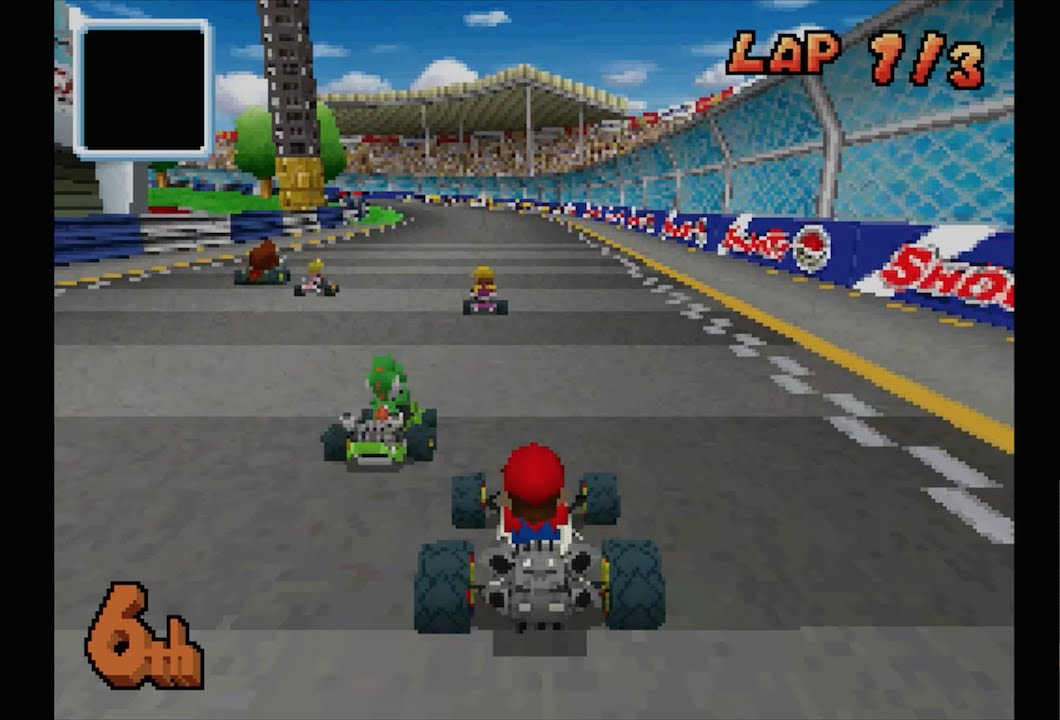mario kart ds figure 8 circuit 1080 hd youtube. Black Bedroom Furniture Sets. Home Design Ideas
