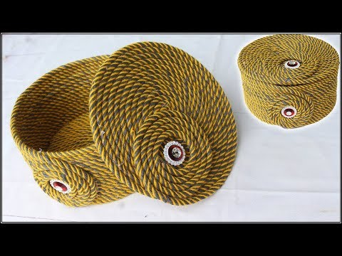 How to make jewellery box at home | Beautiful jewelry box (New Idea)
