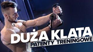 DUŻA KLATA - Patenty treningowe | 4K