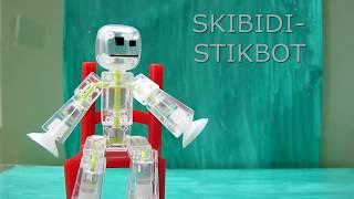 Как снимали клип SKIBIDI-STIKBOT. Stikbot studio.Скибиди стикбот. Стикбот сцена. Экран стикбот.