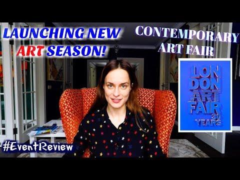 NEW ART SEASON - London Art Fair 2018 Event Review