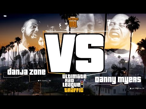 Danja Zone vs Danny Myers SMACK/ URL RAP BATTLE