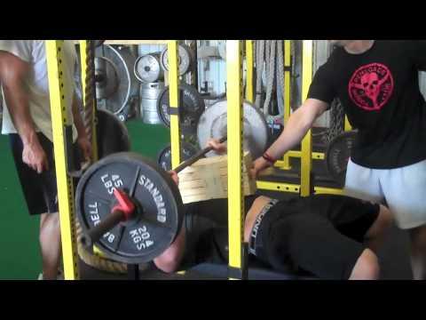 Brian Cushing and JJ Watt Triceps Death