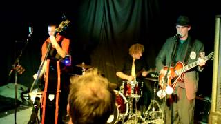 Darling it Hurts - Johnny Groove and the Dead Beats White Star 28Sept12
