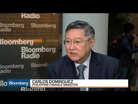 Philippine's Dominguez on Tax Reform Bill, Tax Evaders